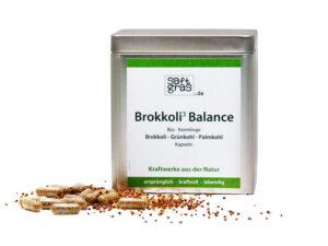 BrokkoliBalance-Kapseln