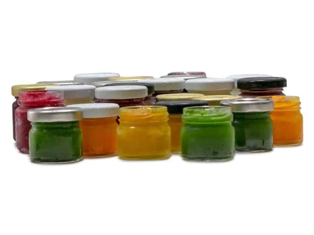Farbenfroh Paket Saftgras