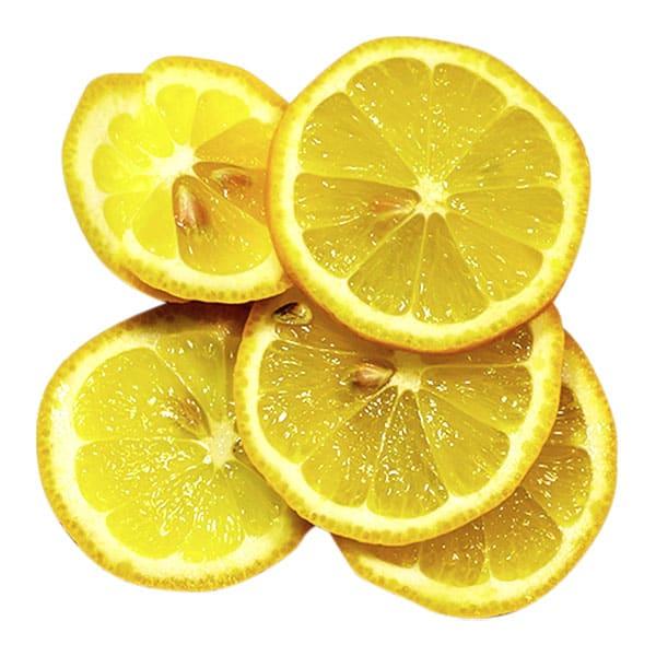Zutaten-Zitrone